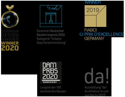 Preise Metropolenhaus 2019